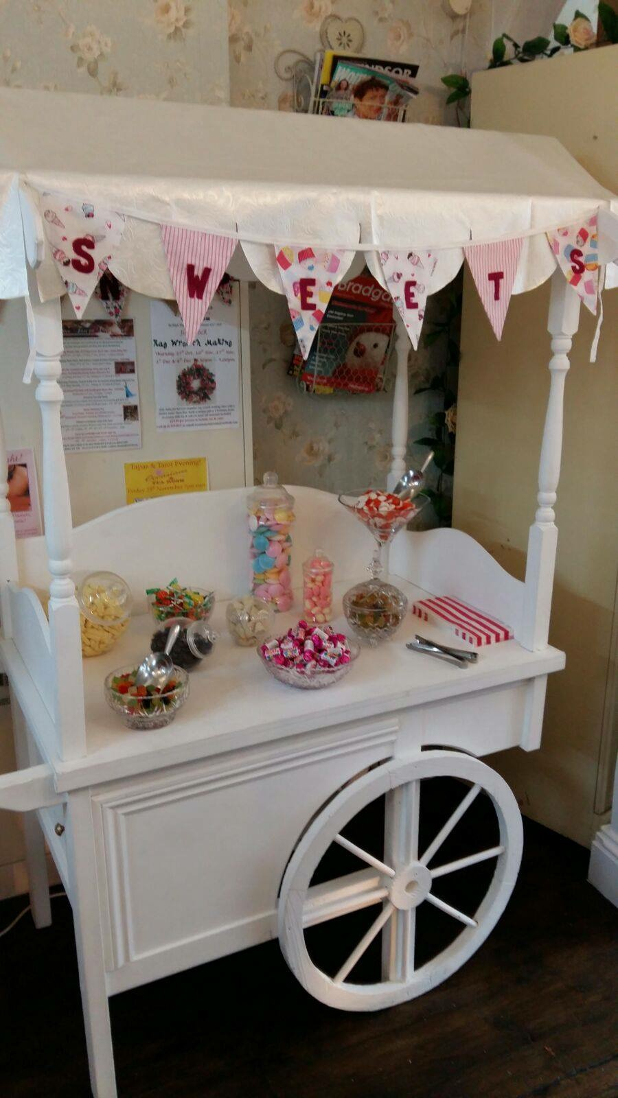 Sweet Cart Childrens Parties Occasions Tea Room
