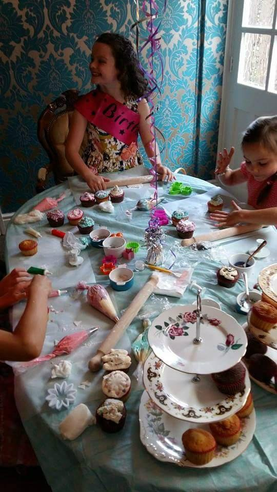 occasions tea room cupcake decorating