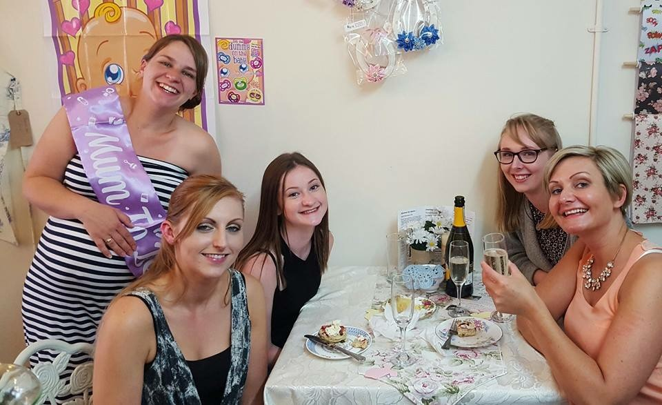 Baby Showers Occasions Tea Room