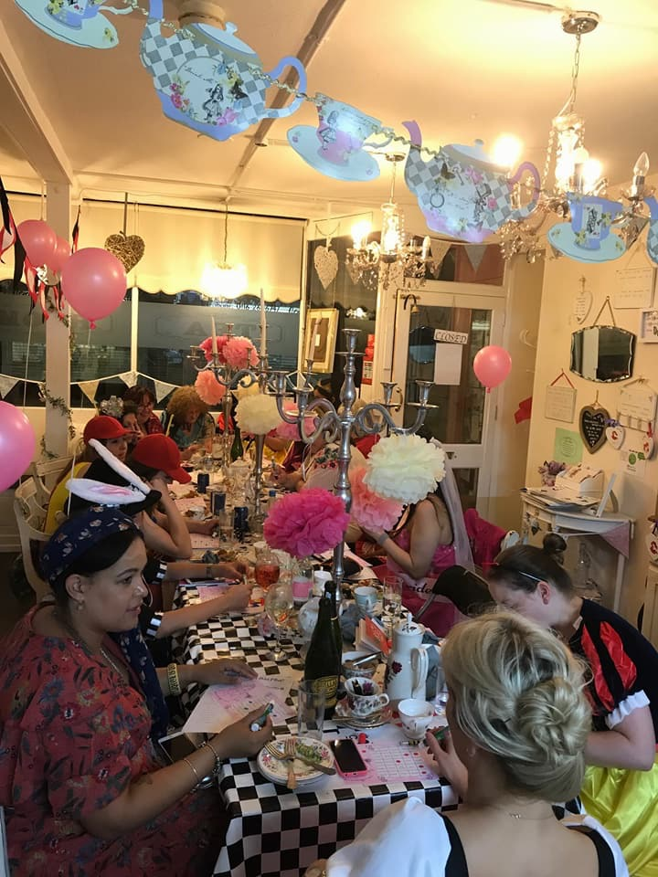 Private Parties at Occasions Tea Room