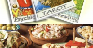 Tapas Tarot Occasions Tea Room